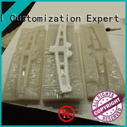 Gaojie Model Brand pc transparent uav vacuum casting