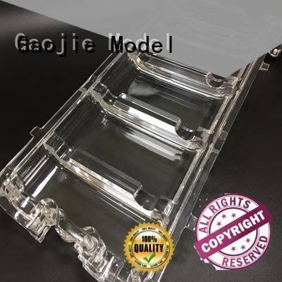 model custom abs Transparent Prototypes Gaojie Model