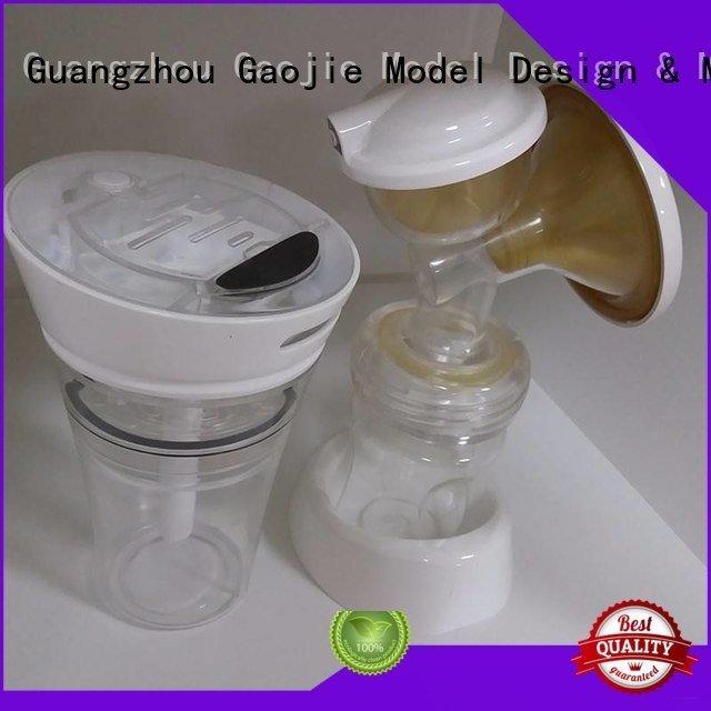 Gaojie Model model rapid Transparent Prototypes abs precision