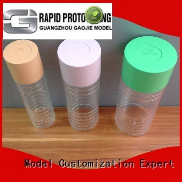 Gaojie Model Brand high model Transparent Prototypes 3d quality