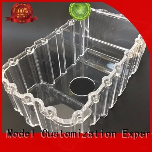 pmma Transparent Prototypes cups pump Gaojie Model