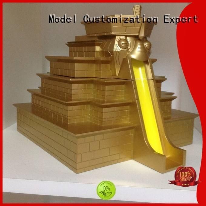 custom famous 3d printing prototype service Gaojie Model