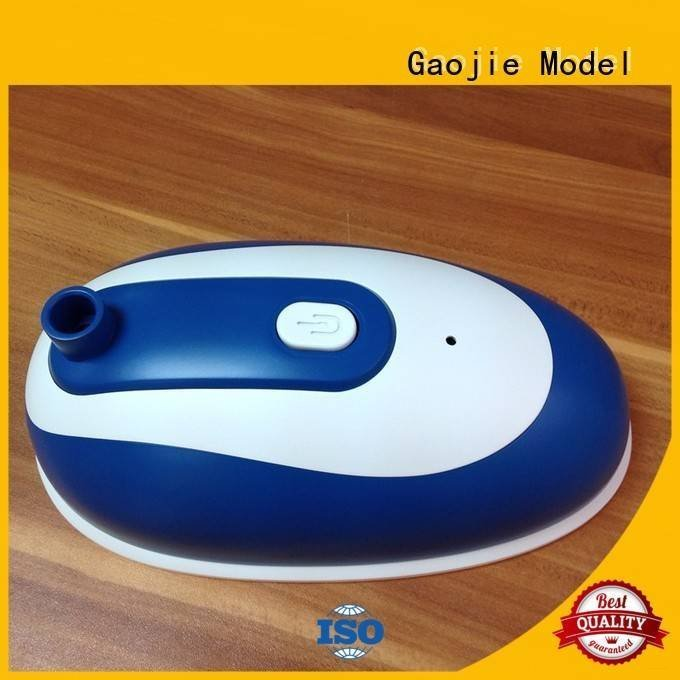 automobile coffee Gaojie Model Plastic Prototypes