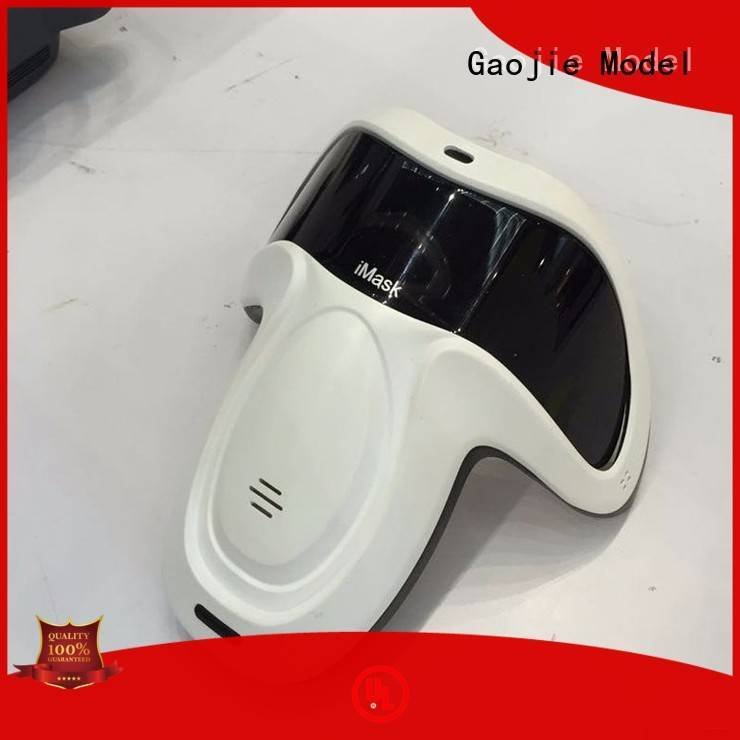 Gaojie Model Brand pmma toilets cnc plastic machining household abs