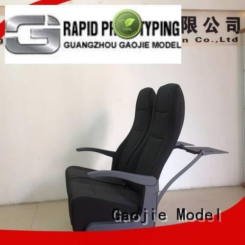 Hot cnc plastic machining aluminum metal medical Gaojie Model Brand