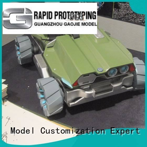 vr fast custom plastic fabrication quality Gaojie Model