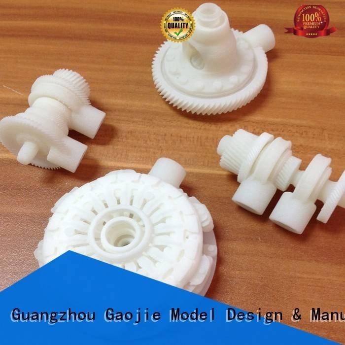 custom sla 3d printing prototype service Gaojie Model
