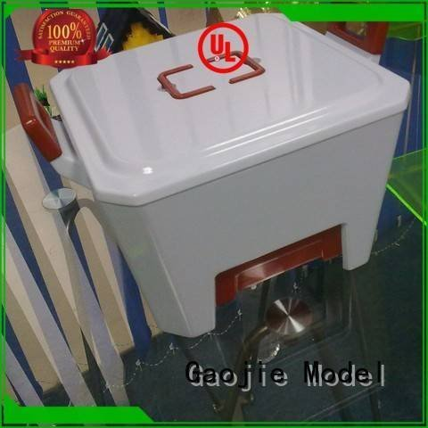 Gaojie Model plastic prototype service advance prototype works