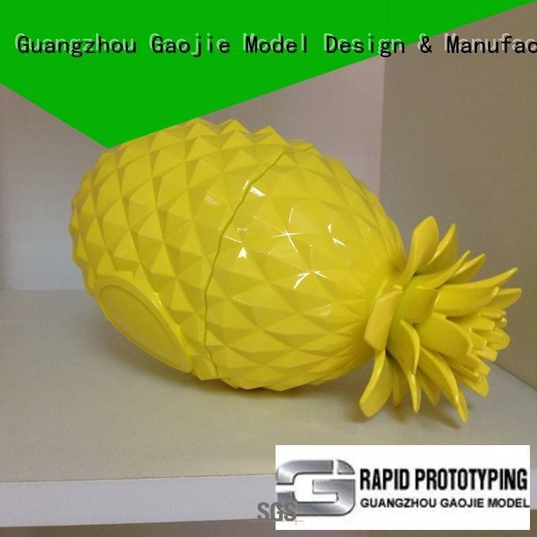 Gaojie Model Brand laser fabrication household 3d printing companies