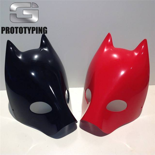 Mask made by SLA for kids or party