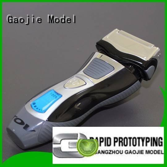 Gaojie Model computer shaver Plastic Prototypes products notebook