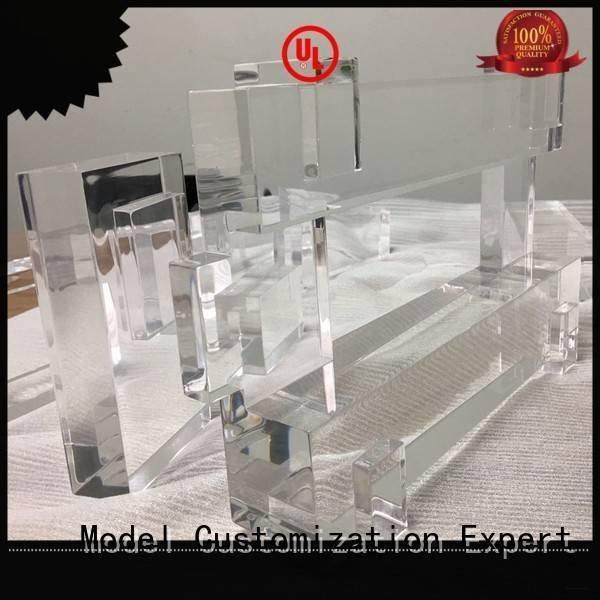 3d print transparent plastic model Transparent Prototypes machining Gaojie Model