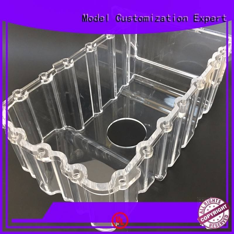 Custom 3d Transparent Prototypes qualified 3d print transparent plastic