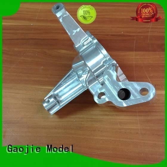 parts Metal Prototypes Gaojie Model metal rapid prototyping