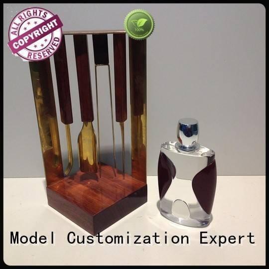 design of Gaojie Model Metal Prototypes