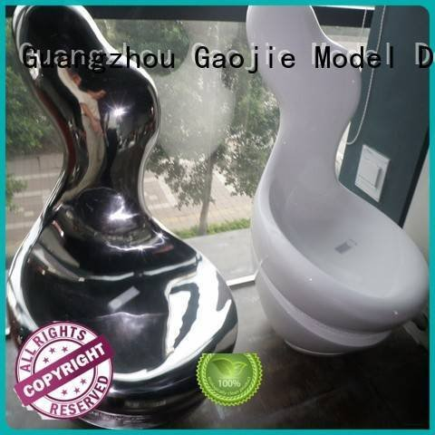 Gaojie Model 3d printing prototype service parts products objects building