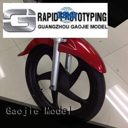 metal rapid prototyping car Metal Prototypes Gaojie Model