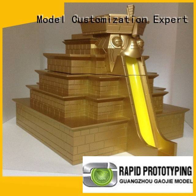 Hot 3d printing companies toys Gaojie Model Brand