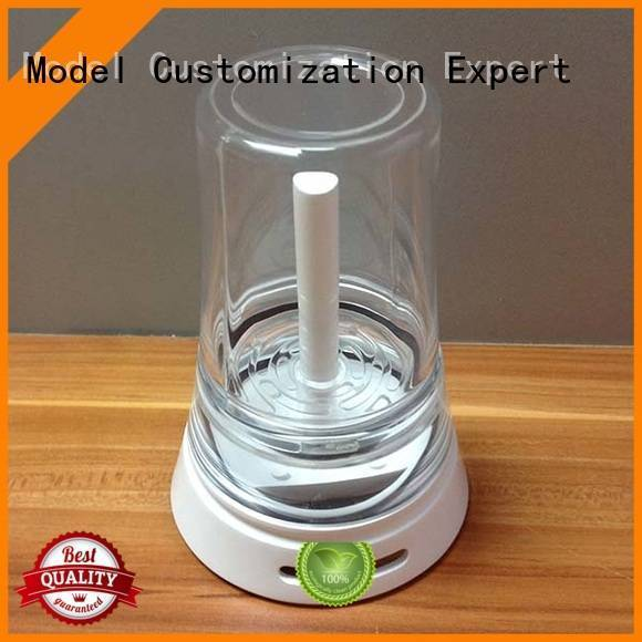 Gaojie Model Brand crafts Transparent Prototypes competitive factory