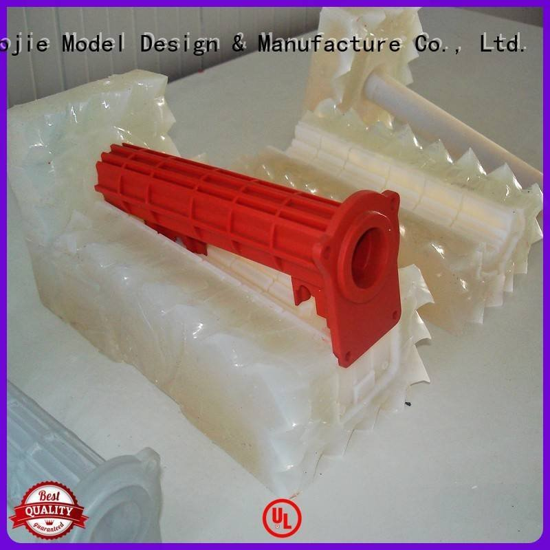 customized products vacuum casting rubber Gaojie Model