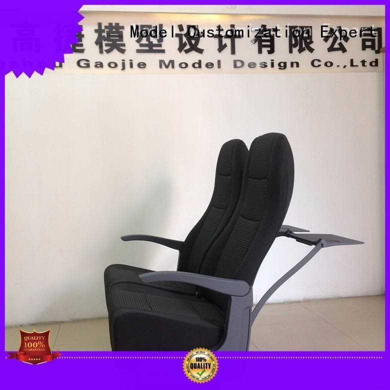cnc plastic machining case Gaojie Model Brand custom plastic fabrication