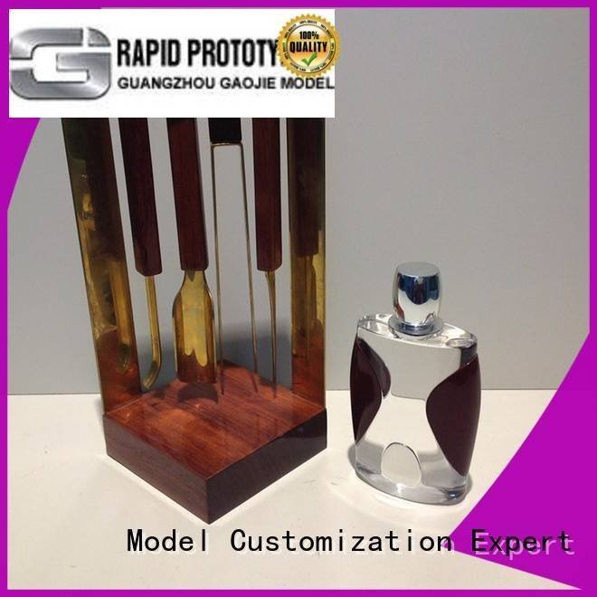 Gaojie Model Brand appliance services Metal Prototypes modeling of