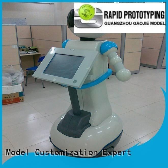 Gaojie Model plastic prototype service appliance computer professional advance