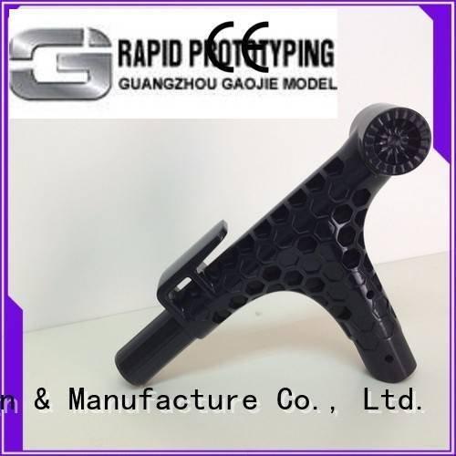 energy walkie Gaojie Model Metal Prototypes