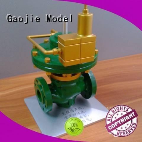 metal rapid prototyping walkie Metal Prototypes Gaojie Model