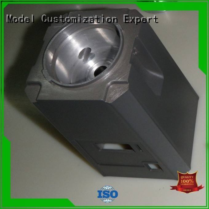 Gaojie Model Brand design customized shaping Metal Prototypes