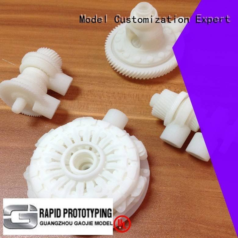 Gaojie Model Brand products prototypes imperial 3d printing companies