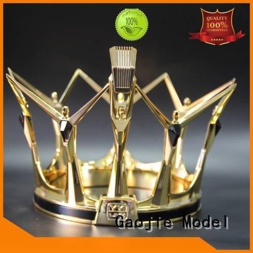 3d printing prototype service crown digital Gaojie Model Brand