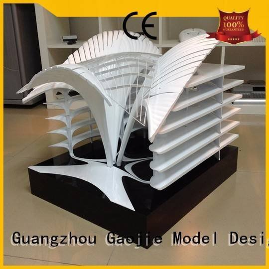 building box card plastic prototype service Gaojie Model