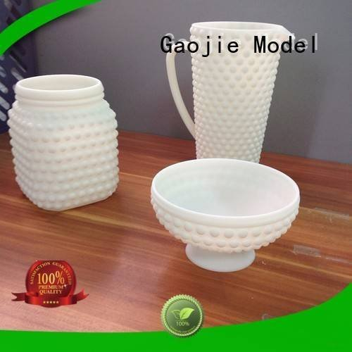 3d printing prototype service building parts laser Gaojie Model