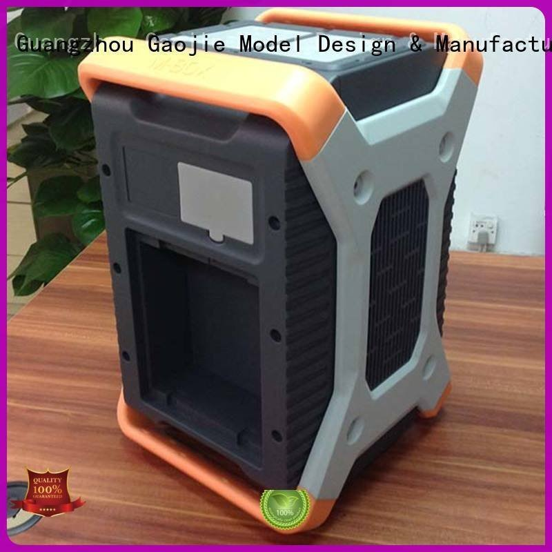 Gaojie Model Brand tap Plastic Prototypes 3d factory