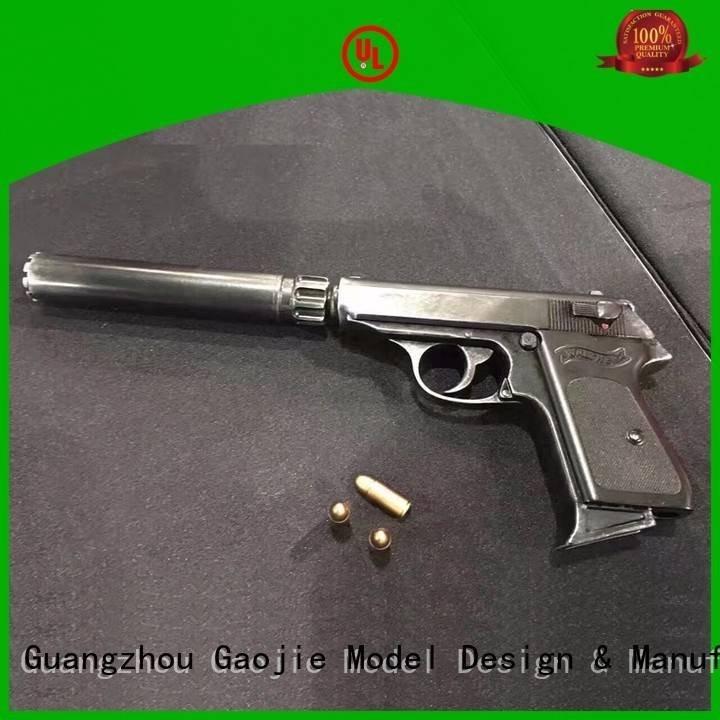metal rapid prototyping practical Metal Prototypes Gaojie Model